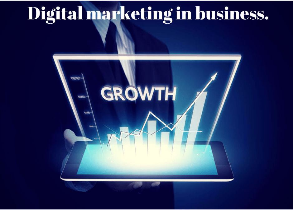 digital marketing in business