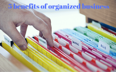 5 Benefits of Organized Business