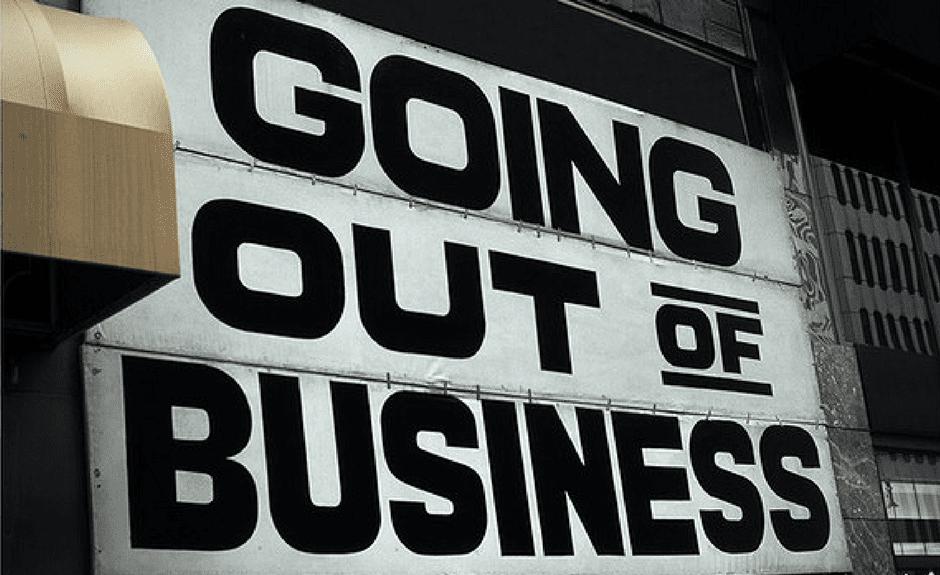 """3 Biggest Failures of the """"Startup Era"""""""