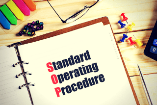 How to write Standard Operating Procedures for an Apparel Brand?