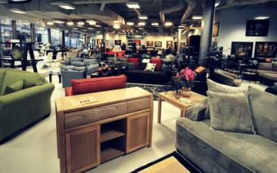 How to write Standard Operating Procedures for Furniture Showroom | YRC