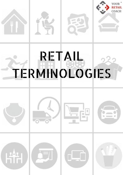 Ebook- Retail Terminologies