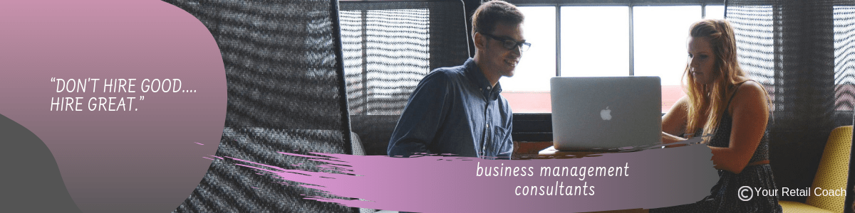 Business Management Consultant