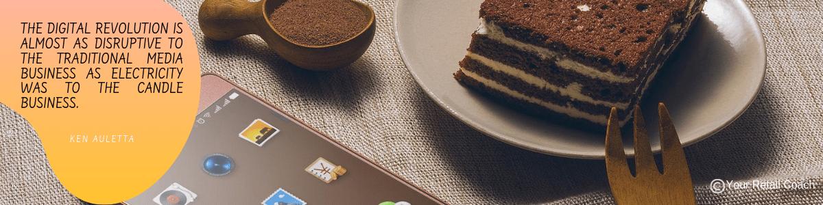 Digital Retail Omnichannel Food Business