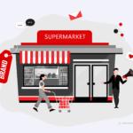 नविनसुपरमार्केट / किराणामालदुकान (ग्रोसरीस्टोर) सुरुकरण्याचे१०चरण