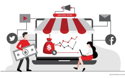 How Digital Marketing can Increase the Revenues of Online Grocery Business