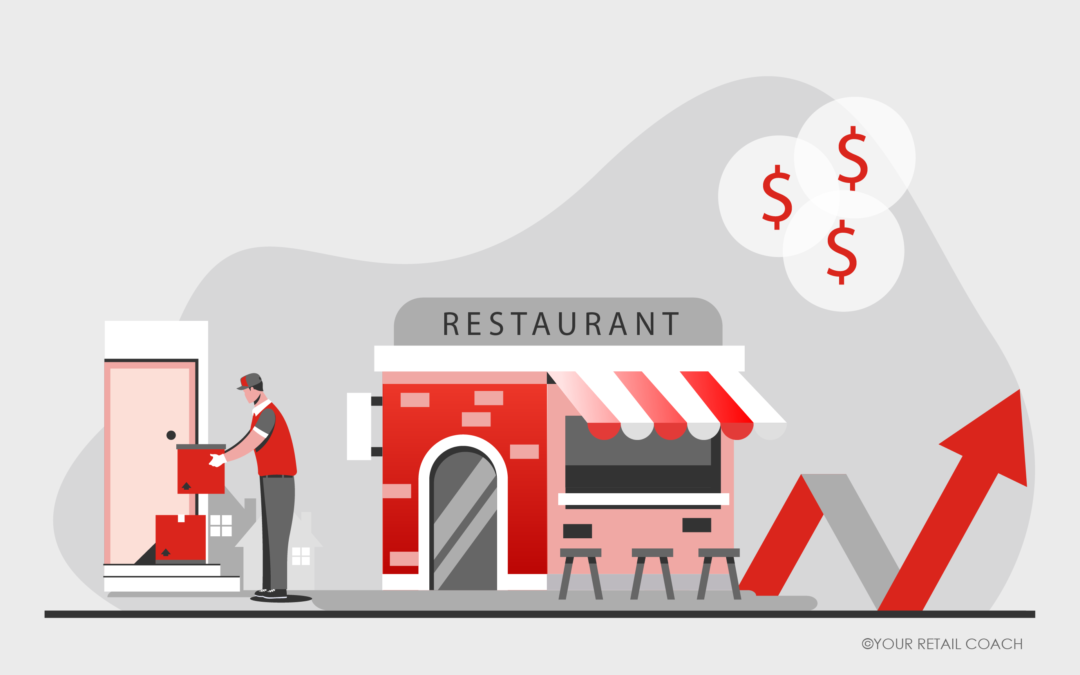 """How Restaurant Businesses can Increase their Revenues from """"Home Delivery Services"""""""