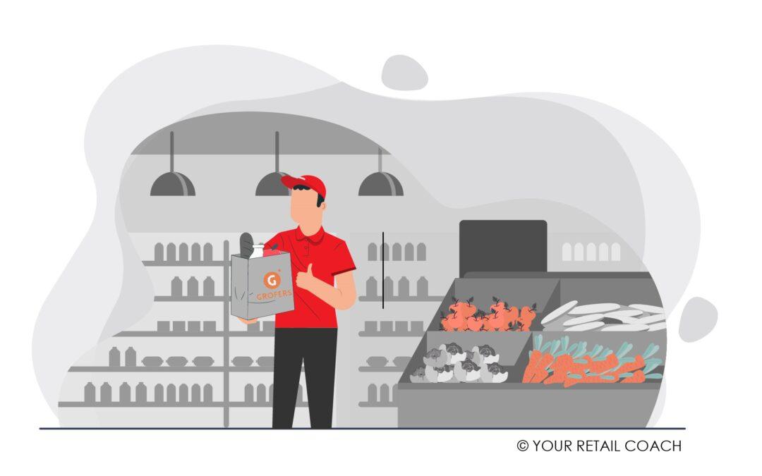 Case Study: Grofers Dark Stores India