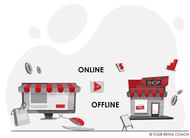 Grocery Retailing: Online v/s Offline